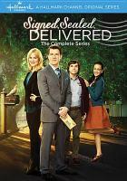 Cover image for Signed, sealed, delivered : complete series [videorecording DVD]