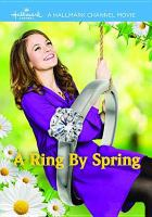 Cover image for A ring by spring