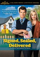 Cover image for Signed, sealed, delivered [videorecording DVD] : the movie