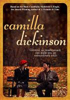 Imagen de portada para Camilla Dickinson [videorecording DVD]