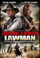Cover image for Jesse James : lawman [videorecording DVD]