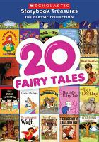 Cover image for 20 fairy tales [videorecording DVD]