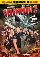Cover image for Sharknado 3 : oh Hell no! [videorecording DVD]