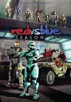 Cover image for RedvsBlue. Season 13 [videorecording DVD]