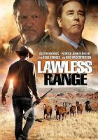 Cover image for Lawless range [videorecording DVD]