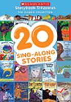 Imagen de portada para 20 sing-along stories [videorecording DVD]