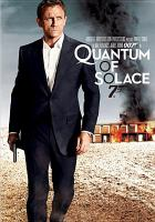 Cover image for Quantum of solace