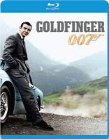 Cover image for Goldfinger [videorecording Blu-ray]