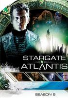 Imagen de portada para Stargate Atlantis. Season 5, Disc 2