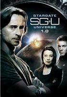 Cover image for SGU, Stargate universe. Season 1.0, Complete