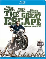 Cover image for The great escape [videorecording Blu-ray]