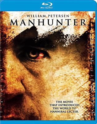 Cover image for Manhunter [videorecording DVD]