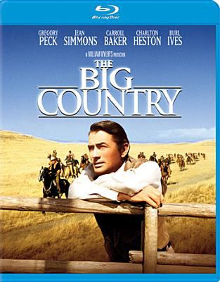 Cover image for The big country