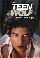 Cover image for Teen wolf. Season 1, Complete