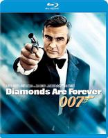 Cover image for Diamonds are forever : 007 [videorecording DVD]