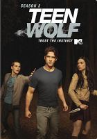 Cover image for Teen wolf. Season 2, Complete