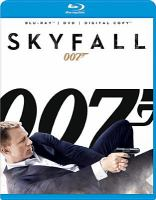 Cover image for Skyfall [videorecording Blu-ray]
