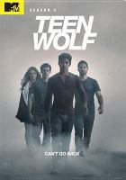 Cover image for Teen wolf. Season 4, Complete [videorecording DVD]