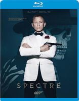 Cover image for Spectre [videorecording Blu-ray]