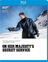 Cover image for On Her Majesty's secret service [videorecording Blu-ray]