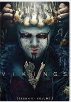 Cover image for Vikings. Season 5, Volume 2 [videorecording DVD]