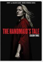 Cover image for The handmaid's tale. Season 3, Complete [videorecording DVD]