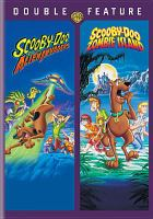 Cover image for Scooby-Doo! and the alien invaders [videorecording DVD] ; and, Scooby-Doo! on Zombie Island
