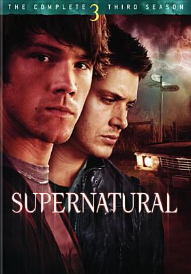 Cover image for Supernatural. Season 03, Disc 2
