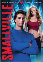 Cover image for Smallville. Season 07, Disc 2