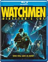 Cover image for Watchmen [videorecording Blu-ray]