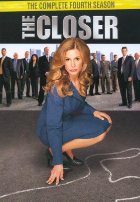Imagen de portada para The closer. Season 4. Disc 1