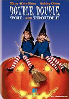 Cover image for Double, double, toil and trouble