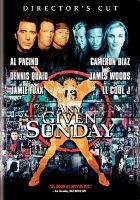 Cover image for Any given Sunday