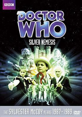 Cover image for Doctor Who. Silver nemesis [videorecording DVD] : Story no. 154