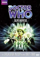 Cover image for Doctor Who [videorecording DVD] : Silver nemesis