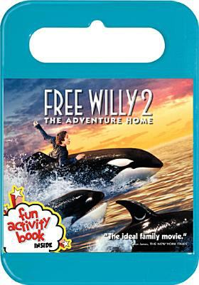 Cover image for Free Willy 2 : the adventure home