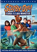 Cover image for Scooby Doo! Curse of the lake monster