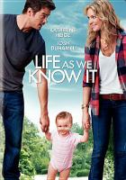 Cover image for Life as we know it
