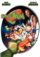 Cover image for Space jam