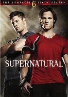 Cover image for Supernatural. Season 06, Disc 3