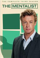 Cover image for The mentalist. Season 3, Disc 1