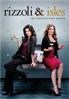 Cover image for Rizzoli & Isles. Season 1, Complete