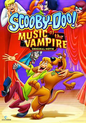 Cover image for Scooby-Doo! Music of the vampire original movie