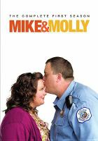 Cover image for Mike & Molly. Season 1, Complete