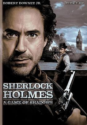 Cover image for Sherlock Holmes : a game of shadows [videorecording DVD]