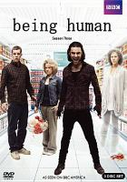 Cover image for Being human (BBC version) Season 3, Complete