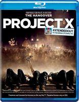 Imagen de portada para Project X [videorecording Blu-ray]