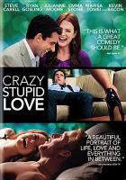 Cover image for Crazy, stupid, love