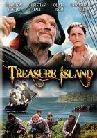 Cover image for Treasure Island (Charlton Heston version)