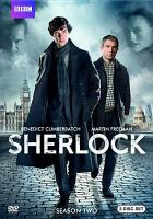 Cover image for Sherlock. Season 2, Complete